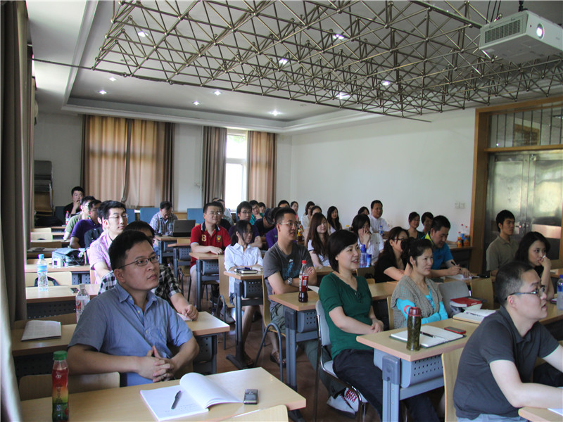 中国传媒大学在职研究上课图集3