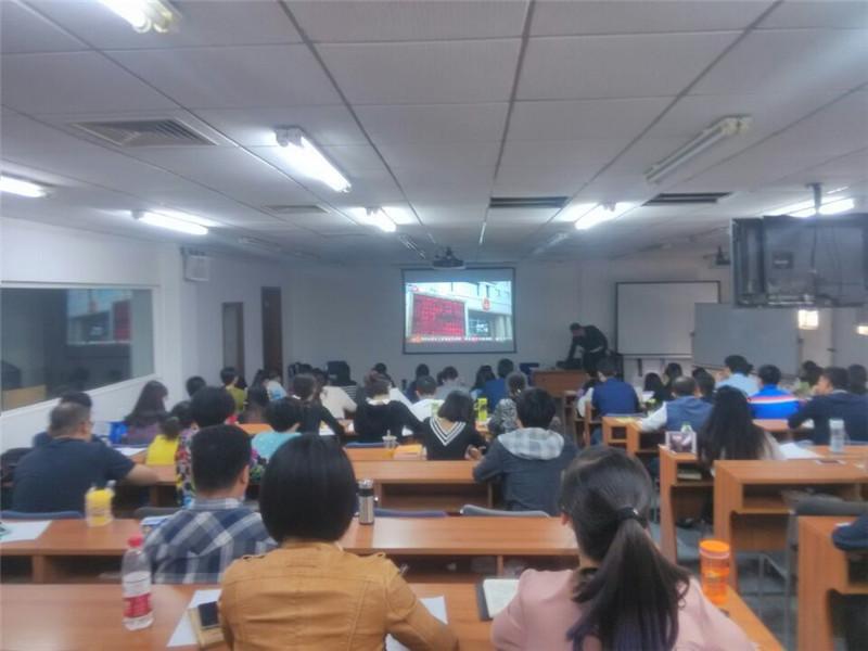 中国传媒大学在职研究上课图集6
