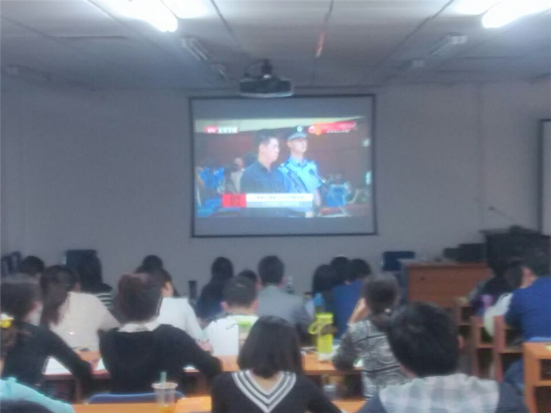 中国传媒大学在职研究上课图集7